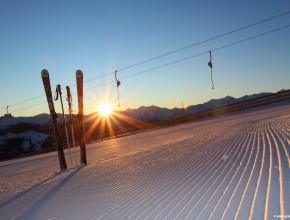 sonnenaufgang-grossarltal-skigebiet